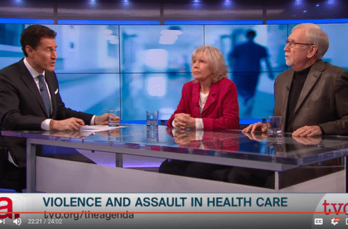 Facing Violence and Assault in the Health Care